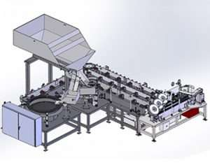 PARTS FEEDING TECHNOLOGY